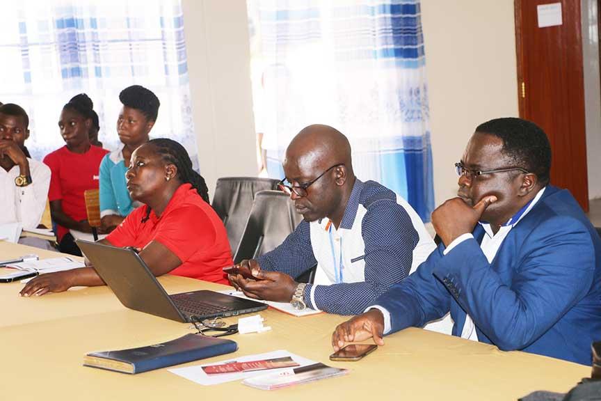 Launch of Kibabii KRA Society Club