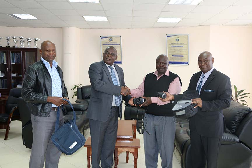 Kibabii University receive Donation from Queensland University of Technology Gallery