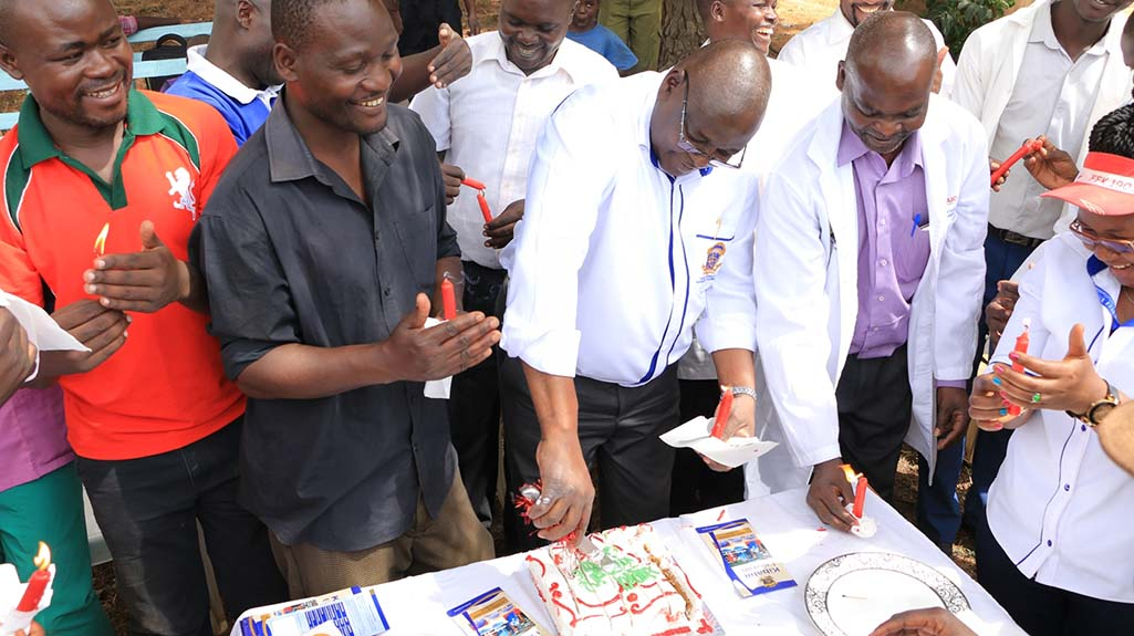 Kibabii University Offer Free Medical Camp in Mt. Elgon Sub-County