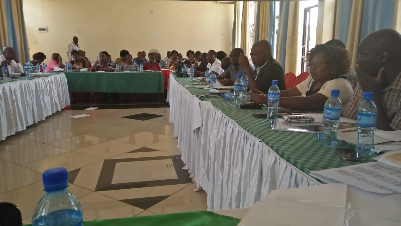 Mentorship for Principals of Hamisi Sub-County Secondary Schools