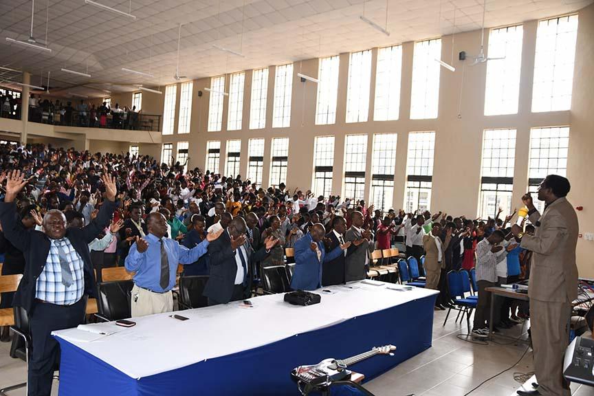 SOKU Organized a Successful Inter-Religious Prayer Day