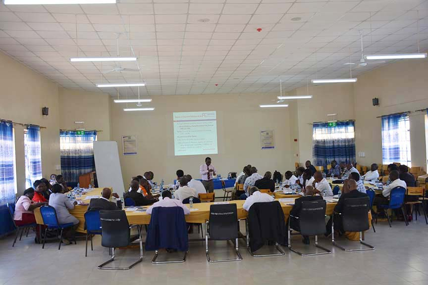 Senators Training by Federation of Kenya Employers (FKE)
