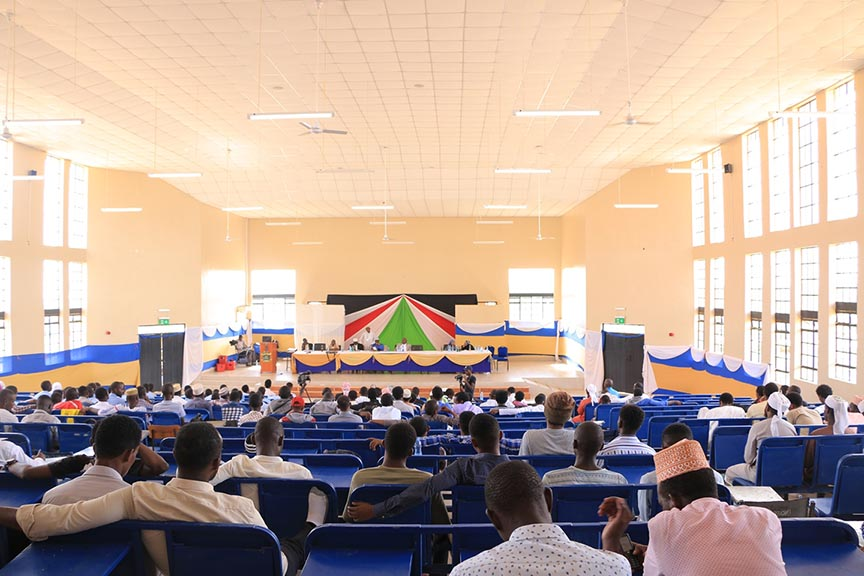 5th Annual Muslim Students Association of Kibabii University