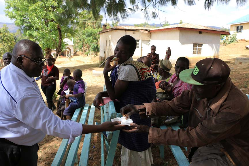 KIBU Free Medical Camp in Mt. Elgon Sub-County Gallery