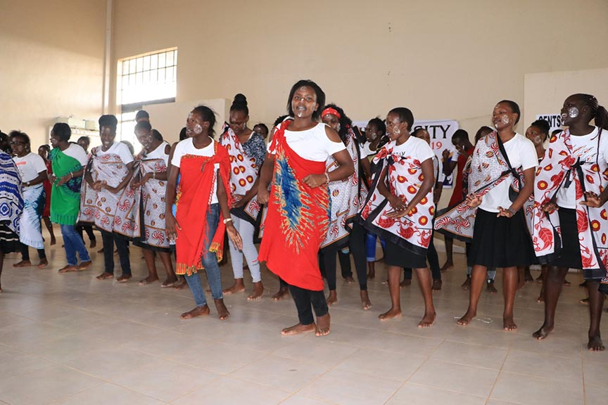 KIBU Kicks off the 6th Annual Career and Cultural Week in Style