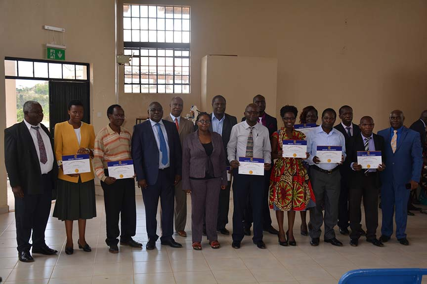 Kibabii University Wins Competitive NRF Infrastructure Grant for ICT Funding