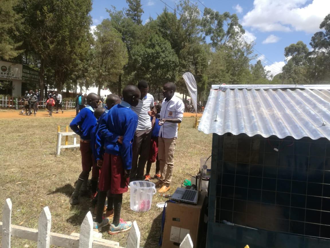 Kibabii University at the 2019 Eldoret National Show