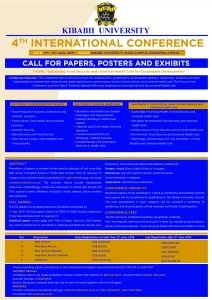 POSTER-KIBABII-4TH-INTERNATIONAL-CONFERENCE