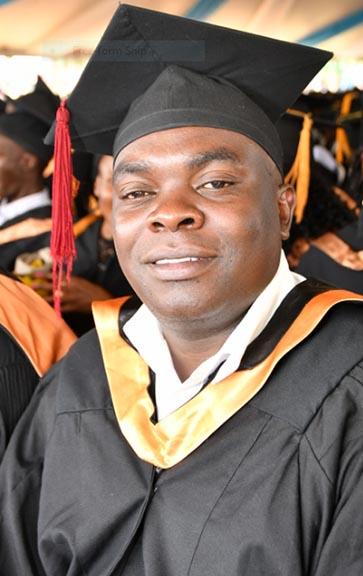 Prince Augustine Wafula Ngomeh