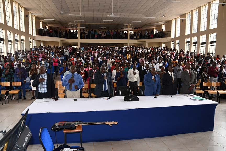 SOKU Organized a Successful Inter-Religious Prayer Day Gallery
