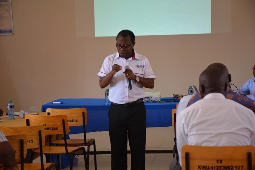 Senators Training by Federation of Kenya Employers Gallery