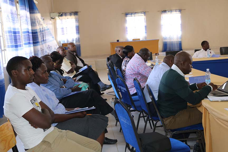 Sensitization of Effective Public Complaints Management and Access to Information