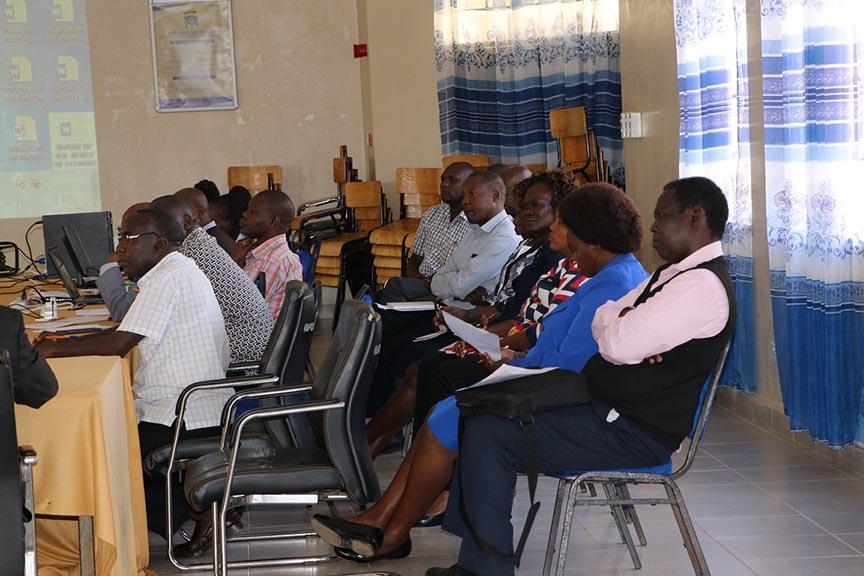 Training Workshop on Post Graduate Student Supervision