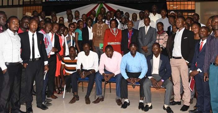 Congress and Student Council 2nd SOKU Kamukunji