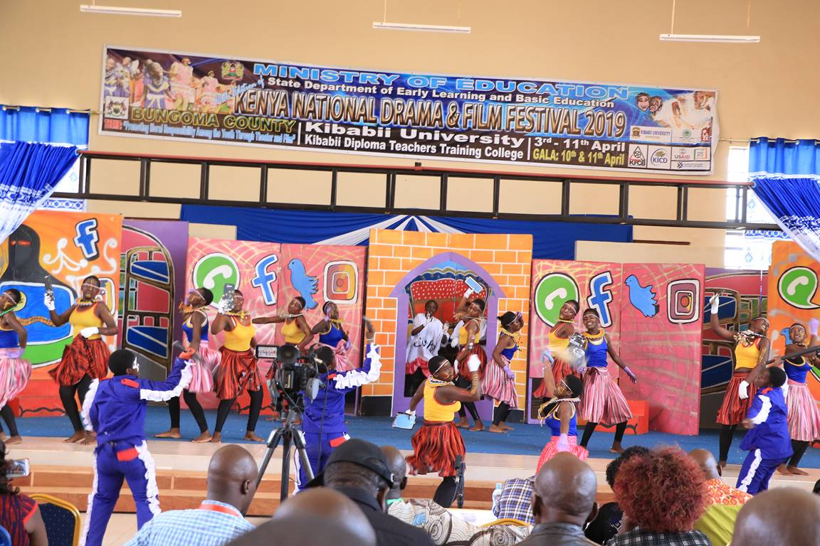 Kibabii University Hosting the 60th Kenya National Drama and Film Festival