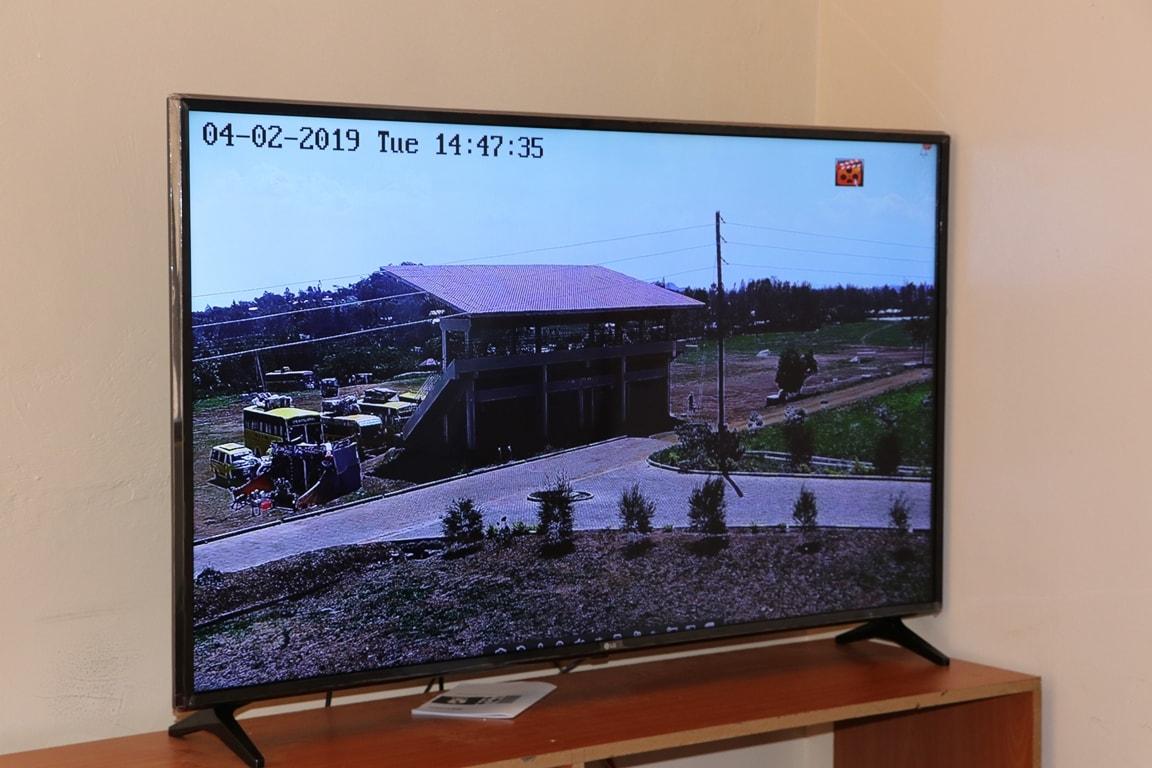 Kibabii University Live CCTV Feed