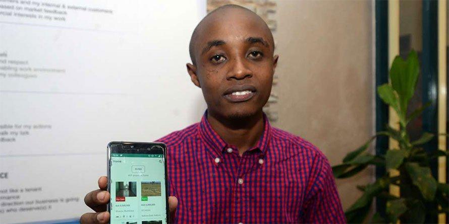 Kibabii University Alumni Founder of M-Keja