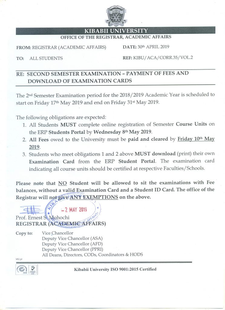 Second-Semester-Examination-Payment-of-Fees-and-Download-of-Examination-Cards
