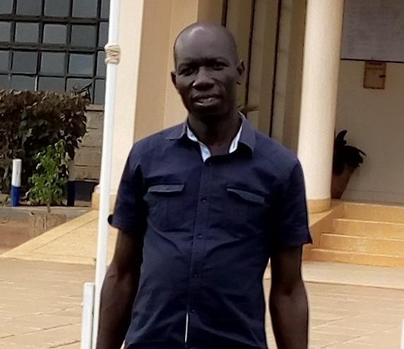 Edwin Masinde Wanambuko