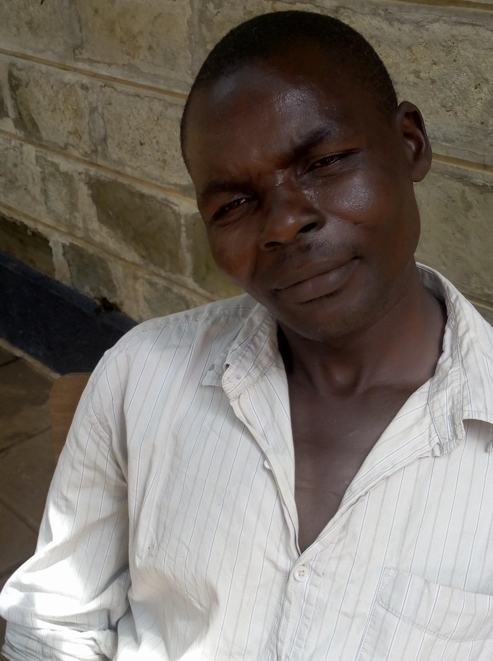 Francis Wamalwa Khamila