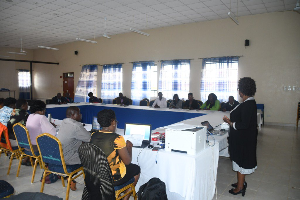 Institute of Gender and Development Studies Gender Mainstreaming Workshop