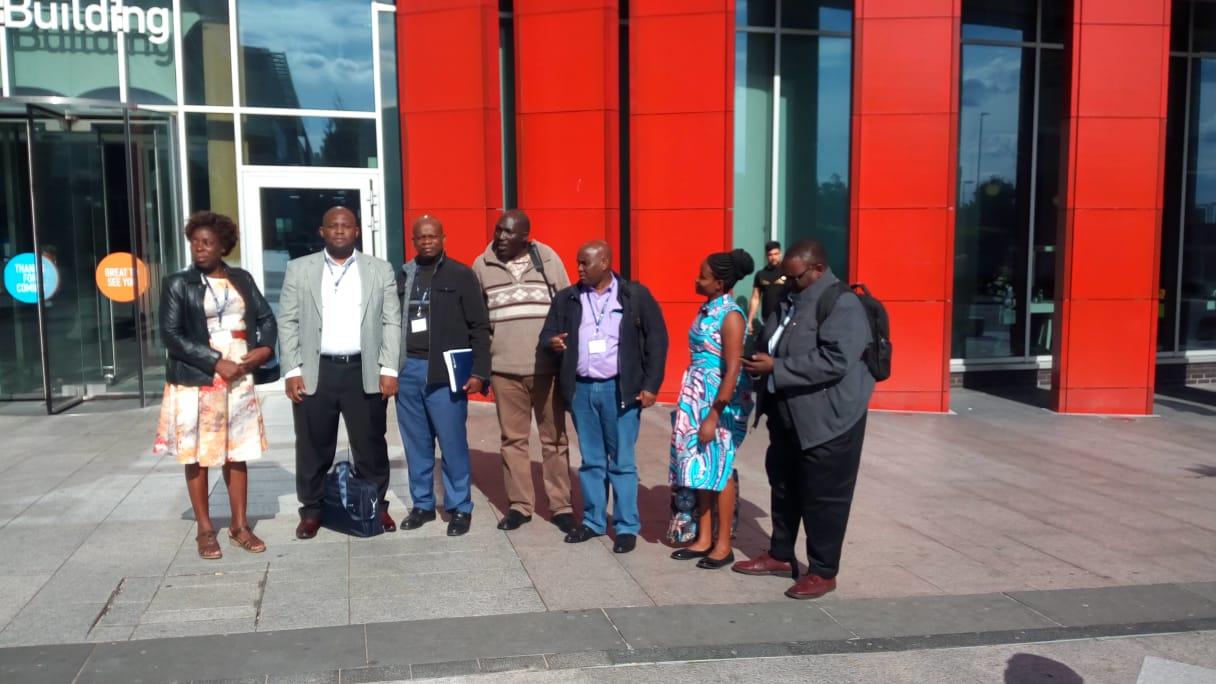 Kibabii University at the AHEAD Transnational Workshop