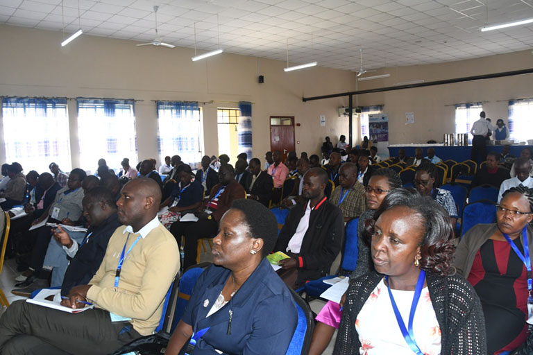 Kibabii University hosted 4th International Conference