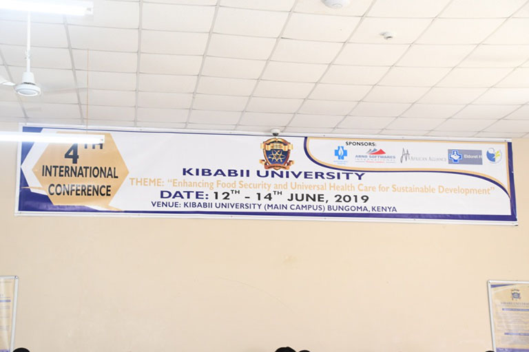 4th Kibabii University International Conference Gallery