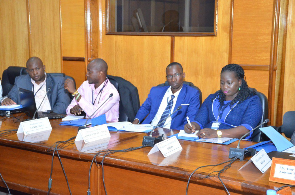 Kibabii University Represented at United Nations African Institute of Economic Development and Planning