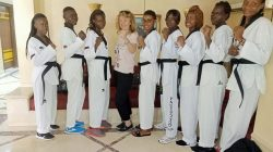 Kibabii-University-Taekwondo-Ladies-Team-in-a-Training-Camp-in-Egypt_1