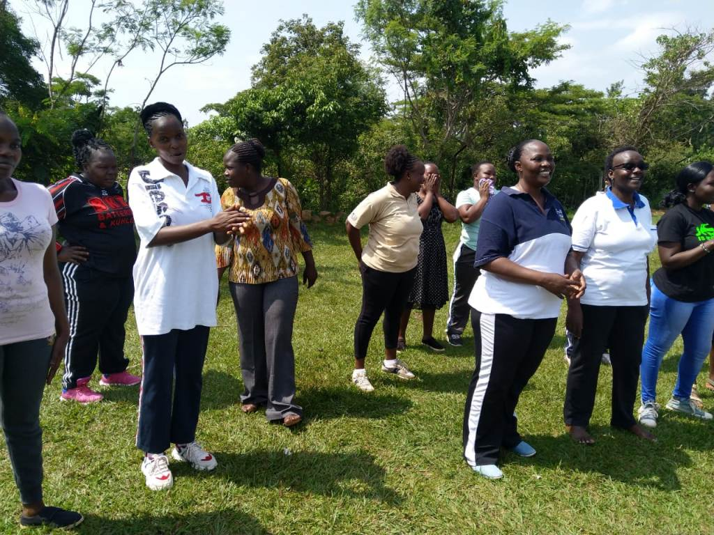 Staff Team Building Exercise