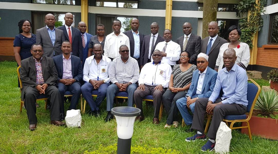 Council Members and University Management Workshop