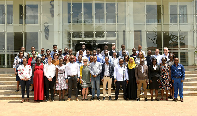 Multidisciplinary Research Team at the Transforming Energy Access Workshop