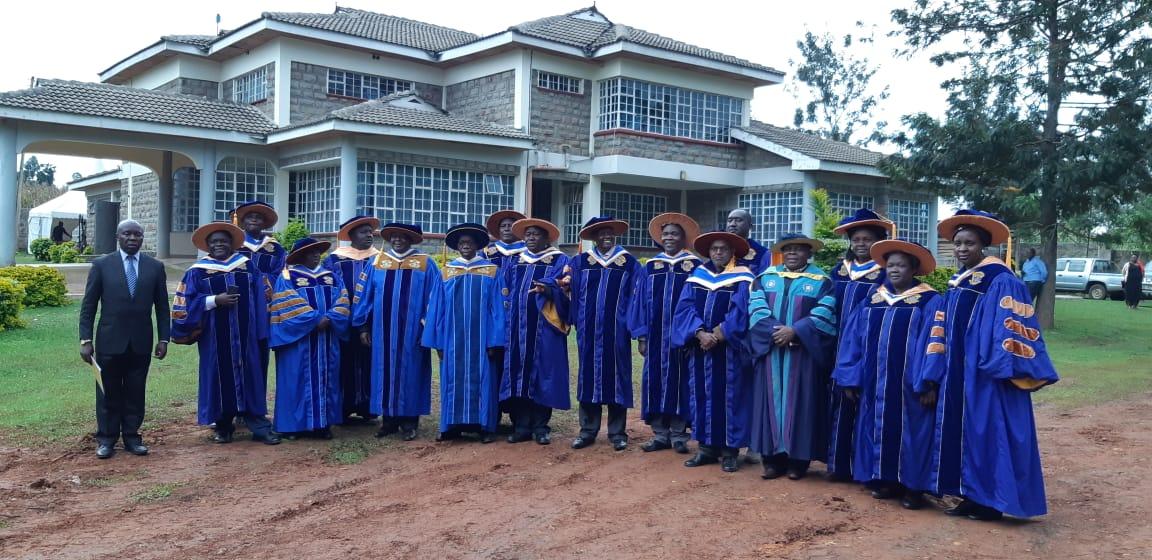 A Tribute to Prof. Barasa Cleophas Charles Wangila