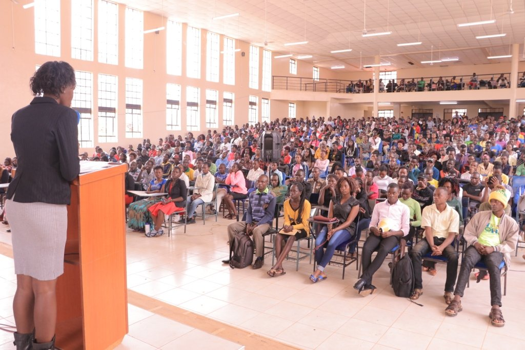 Academic Affairs Orientation of 2019/2020 First Year Students