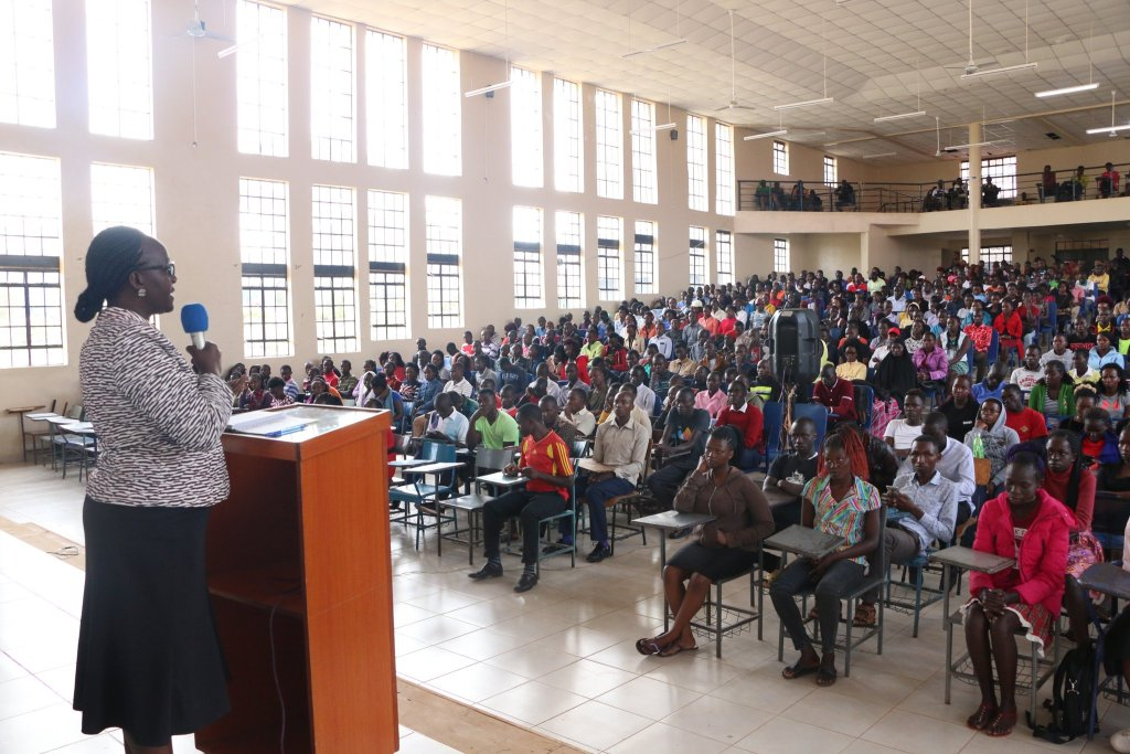 Hostel Department Orientation of 2019/2020 First Year Students