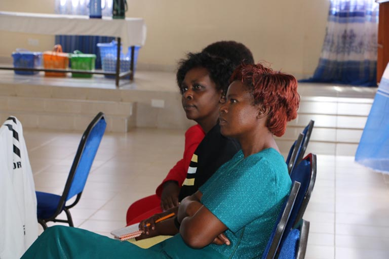 KIBU Staff Forum on Quality Assurance Matters Album1