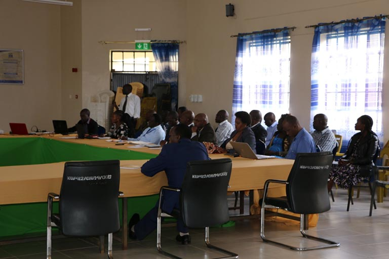 KIBU Staff Forum on Quality Assurance Matters