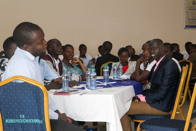 A Mbuzi Luncheon for Choir Members and Games Team with the VC Album1