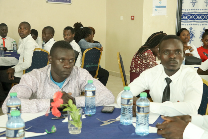 A Mbuzi Luncheon for Choir Members and Games Team with the VC Album3