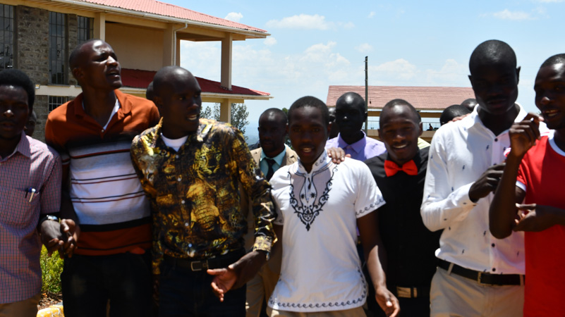 KIBU Alumni Association Funds Drive Album1