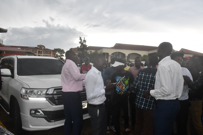 KIBU Alumni Association Funds Drive Album24