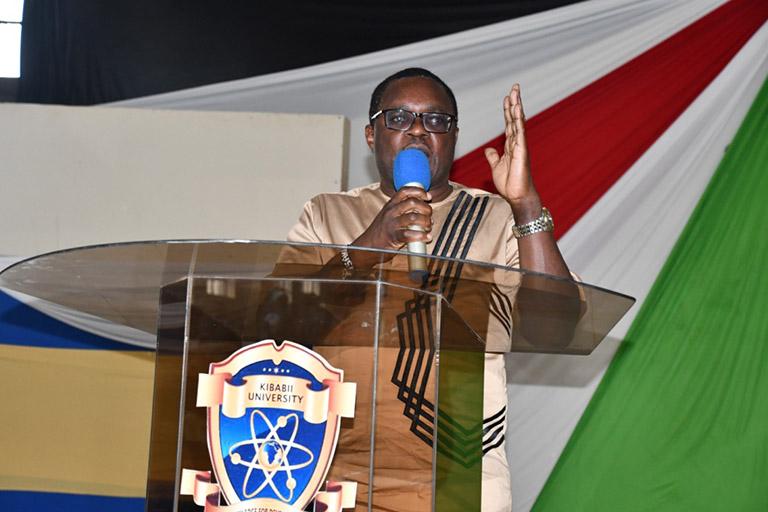 Kibabii University Alumni Association Funds Drive