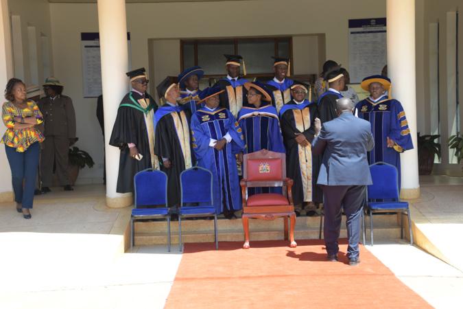 KIBU 4th Graduation Ceremony Album35