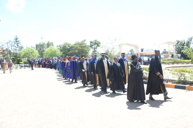 KIBU 4th Graduation Ceremony Album38
