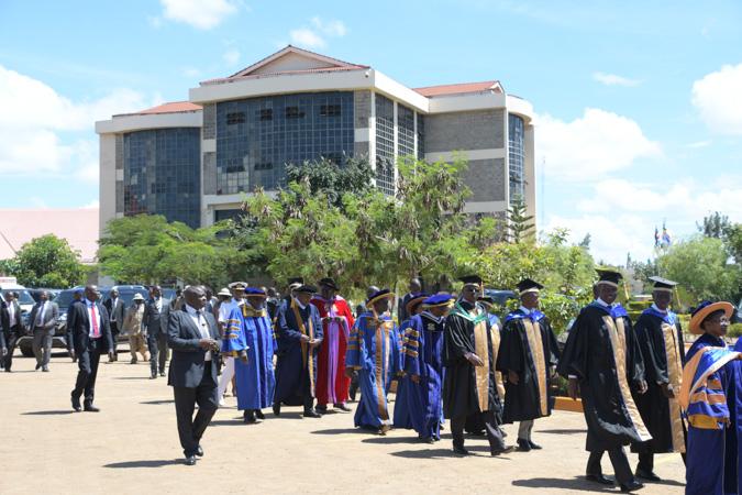 KIBU 4th Graduation Ceremony Gallery