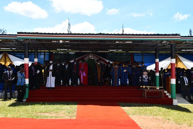 KIBU 4th Graduation Ceremony Album66
