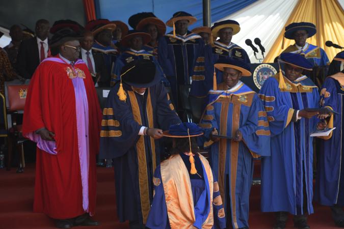 KIBU 4th Graduation Ceremony Album83