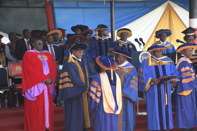 KIBU 4th Graduation Ceremony Album87