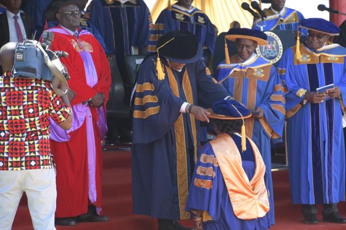 KIBU 4th Graduation Ceremony Album91